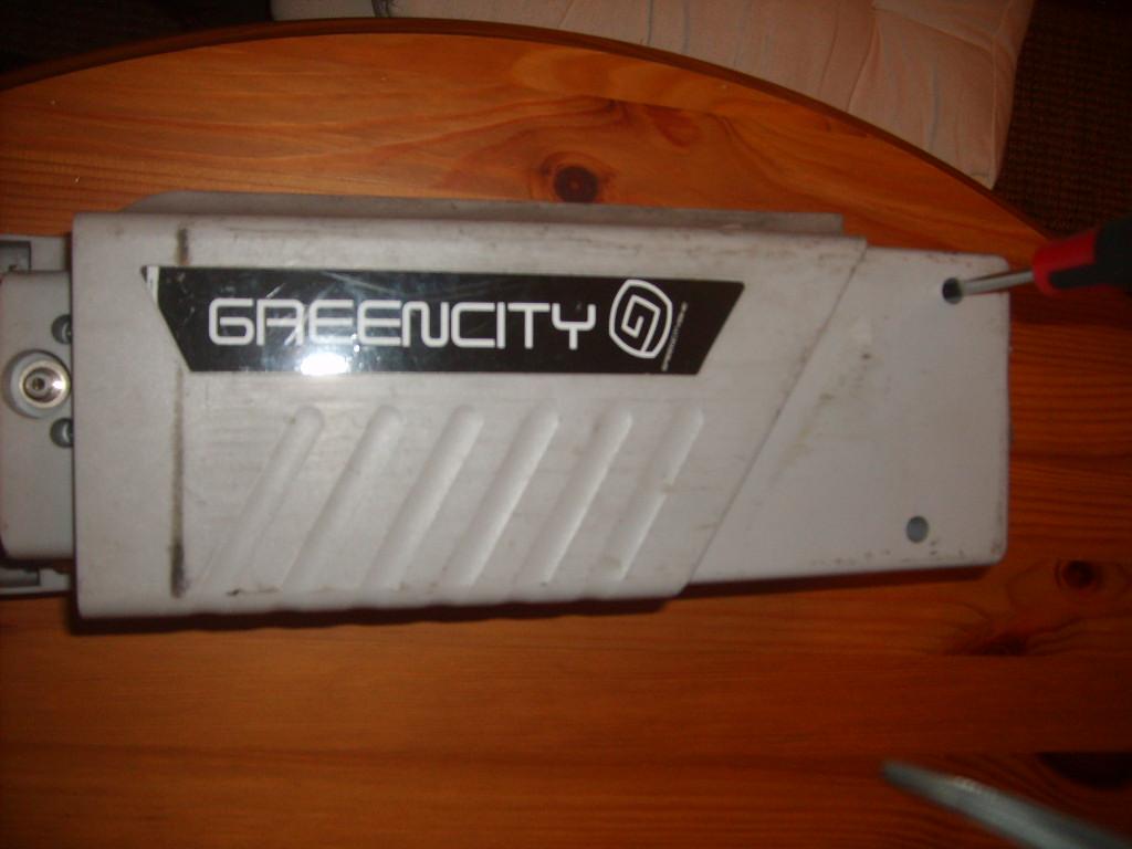 Batterie velo electrique - Velo Electrique - Green City Bike